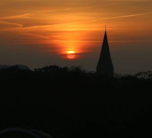 wunderschöner Sonnenaufgang  Hotel Neptun