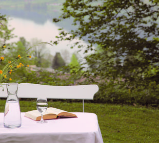 Garten Hotel Zentrum Ländli