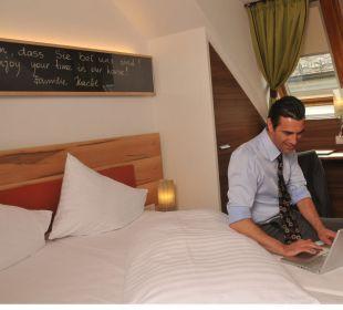 Ob Business, Klassik oderSuperior Zimmer, Suite Best Western Plus Hotel  Goldener Adler