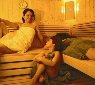 Sauna Ferienwohnungen & Pension Domicil am Stadtpark