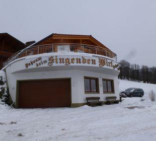 Außenansicht Hotel Mariandl Singender Wirt