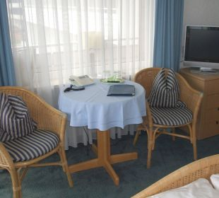 Sitzecke Hotel Quisisana