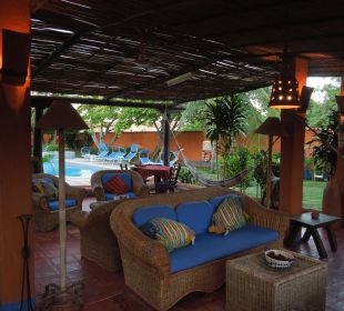Aufenthaltsbereich Hotel Costa Linda