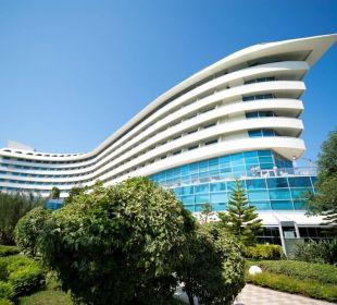 Main Building Hotel Concorde De Luxe Resort