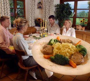 Stüberl, älteste Gaststube bis zu 30 Sitzplätze Landhotel Hoisl-Bräu