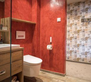 Doppelzimmer Deluxe Fluss- und Bergblick Paris Boutique Hotel Träumerei #8 by Auracher Löchl