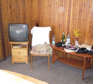 Zimmer Hotel Zamek Karnity