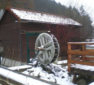 Tolle Anlage , in ruhiger Umgebung Wohlfühlhotel Liebnitzmühle