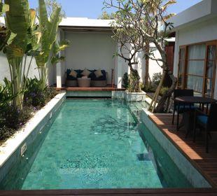 Die neuen Beach Villen!  The Samaya Bali - Seminyak
