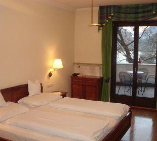 Doppelzimmer Hotel GasteigerHof