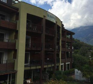 Hotel außen Hotel La Maiena Meran Resort