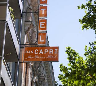 Wie schön, dass es uns gibt Das Capri.Ihr Wiener Hotel