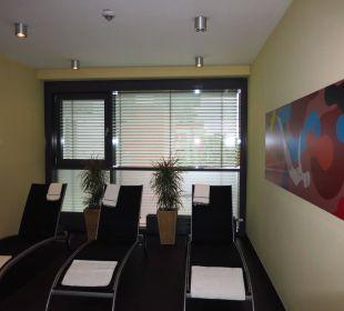 Saunabereich NOVINA HOTEL Tillypark