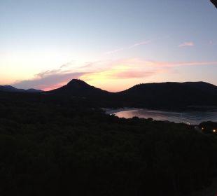 Sonnenuntergang Hotel & Spa S'Entrador Playa