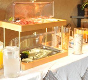 Frühstücksbuffet Hotel Schloß Thurnstein