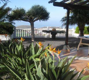 Aussicht auf Los Ilanos und Meer Villen Los Lomos