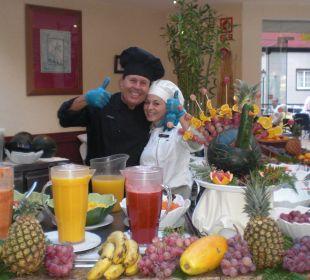 Frische Fruchtsäfte Gran Tacande Wellness & Relax Costa Adeje