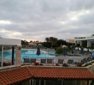 Blick vom Restaurant AKS Annabelle Beach Resort