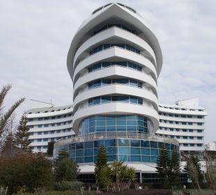 Hotel von außen Hotel Concorde De Luxe Resort