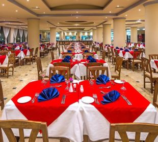 Main Restaurant Hawaii Le Jardin Aqua Park Resort