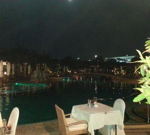Romantischer Blick auf den Pool Thai Garden Resort