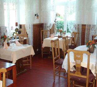 Teilbereich des Restaurants Landgasthof Hengstforder Mühle