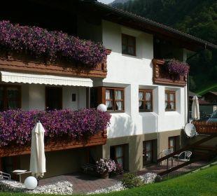 Seitenfront Landhaus Rudigier