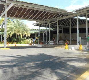 Lobby ( free wi-fi) Hotel Isla Caribe Beach