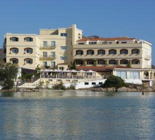 Außenansicht Hotel Gabbiano Azzurro