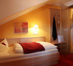 Einzelzimmer Hotel Landgasthof Lilie