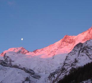 Aussicht am Morgen, Sonnenaufgang Ferienwohnungen Azur