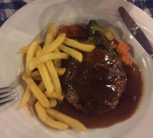 Filetsteak SUNRISE Select Royal Makadi Resort