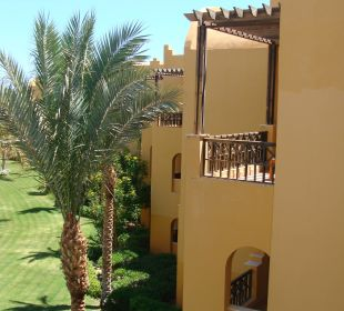 Vom Balkon Stella Di Mare Beach Resort & Spa Makadi Bay