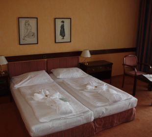 Schönes, geräumiges Zimmer mit Balkon Hotel Panhans