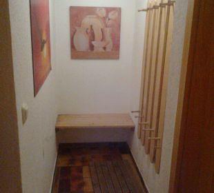 Saunavorraum Hotel Bellevue