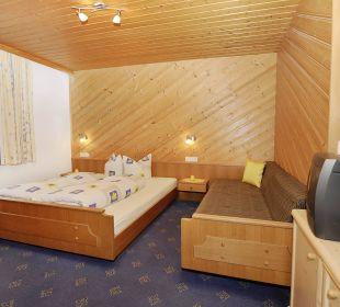 Studio Schlafzimmer Appartements Kraft Christian