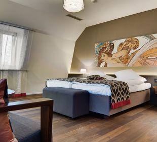 Junior Suite Bergsicht Belvédère Strandhotel