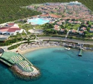 General view Hotel Palm Wings Beach Resort