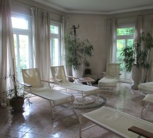 Ruhig und entspant Laudensacks Parkhotel