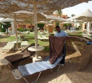 Mit ständigem Service Sensimar Makadi Hotel