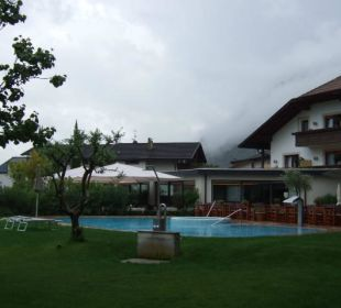 Außenpool Hotel Schwarzschmied
