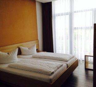 Doppelzimmer mit Kinderbetten Reit- & Sporthotel Eibenstock