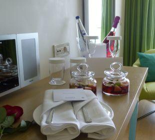 Zimmer Hotel Lindos Blu