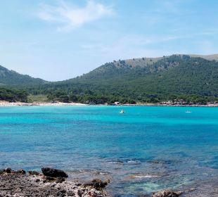 Panorama der Cala Agulla Hotel & Spa S'Entrador Playa