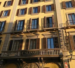 Außenansicht Hotel Cosimo de Medici