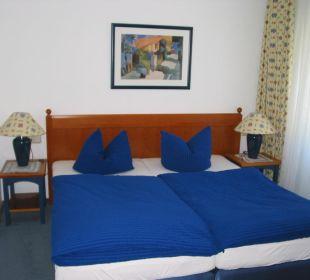 Doppelzimmer Hotel Willinger Mitte