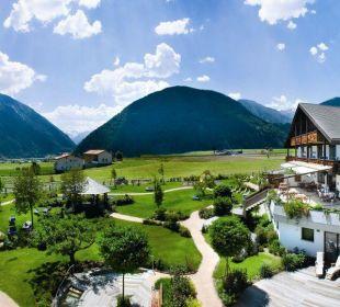 Aussenaufnahme Beauty & Wellness Resort Hotel Garberhof