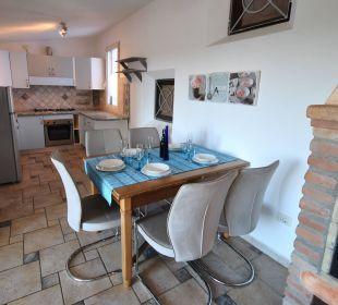 Küche Wg OLIVETO Holiday Residence Rifugio