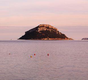 Strandaussicht Hotel Baia Caddinas