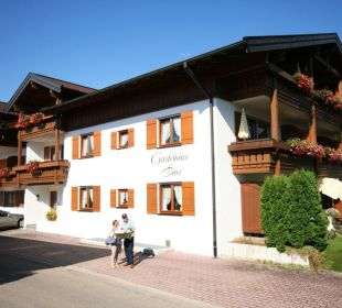 Outside picture Gästehaus Sinz